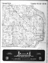 Map Image 006, Chisago County 1982